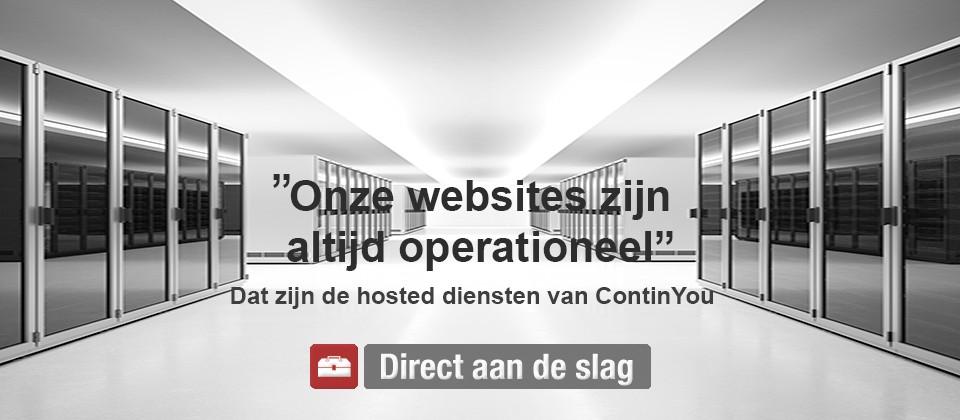 Server - hosted - diensten - webhosting