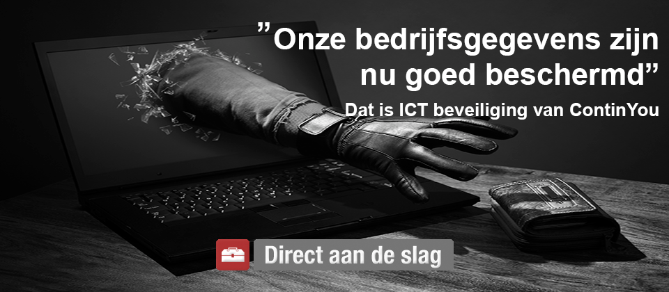 Netwerkbeveiliging - computerbeveiliging - it beveiliging - ict beveiliging