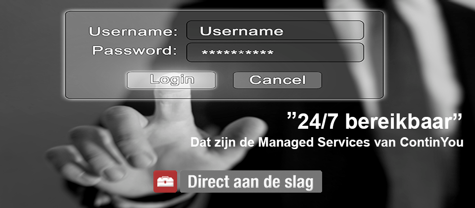 Managed serverbeheer - ICT beheer - mail - security - managed werkplek